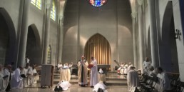Deacon Ordination at Holy Spirit Abbey