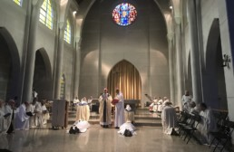 Deacon Ordination at Holy Spirit Abbey