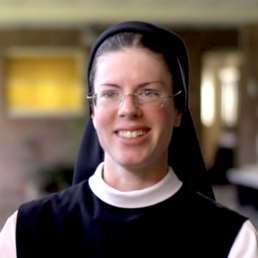 Sister Sofia of Mount St. Mary's Abbey