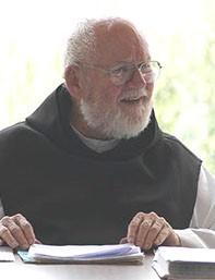 Fr. William Meninger, smiling