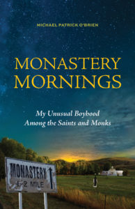 cover jacket of Monastery Mornings book